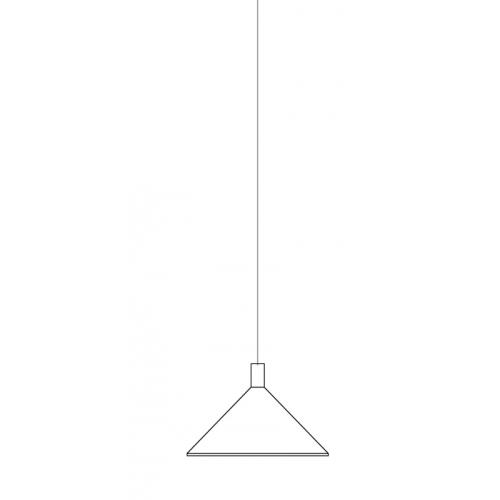 LAMPADA A SOSPENSIONE BLOW - 1858