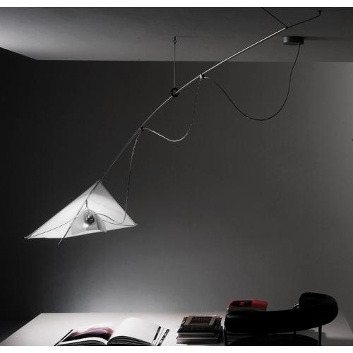 LAMPADA A SOSPENSIONE VELA - 1873/NE