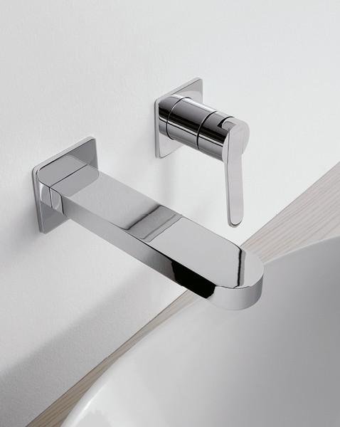 Miscelatore lavabo ad incasso 131x185 Trend Zazzeri - ConteCom