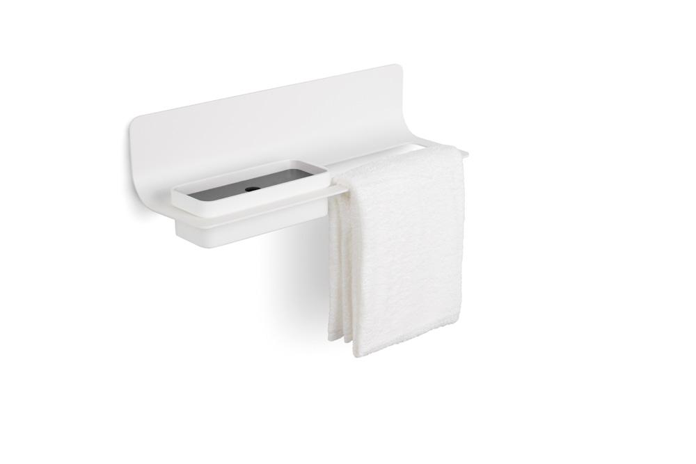 Lavabo da appoggio lineabeta lavabo lineabeta design da for Portasalviette bagno design