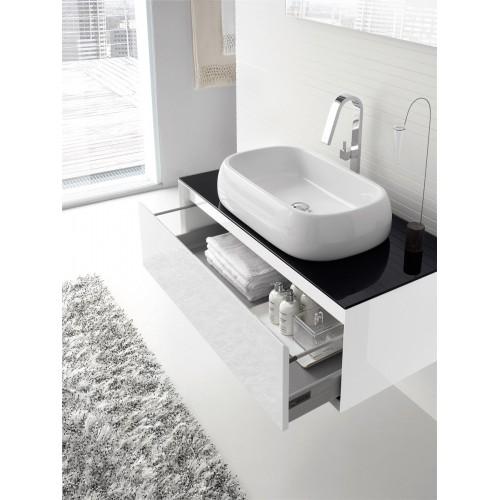 Mobile bagno sospeso con cassettone E45 Arcom - contecom