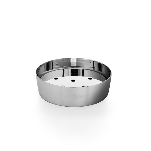 Porta sapone in acciaio Saon 4413 Lineabeta - contecom