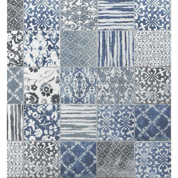 Mosaico artigianale gres -...