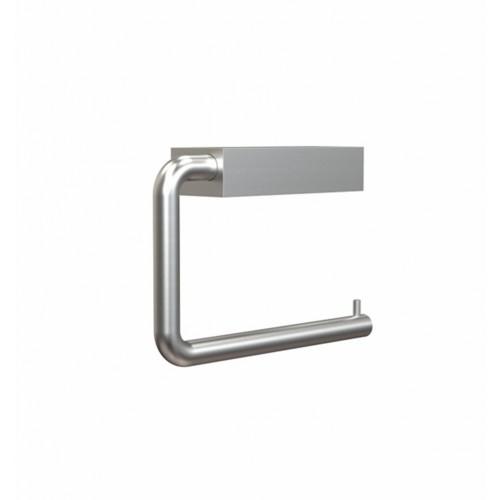 Portarotolo carta igienica Toilet roll holder 3 serie Quadra by Frost - contecom