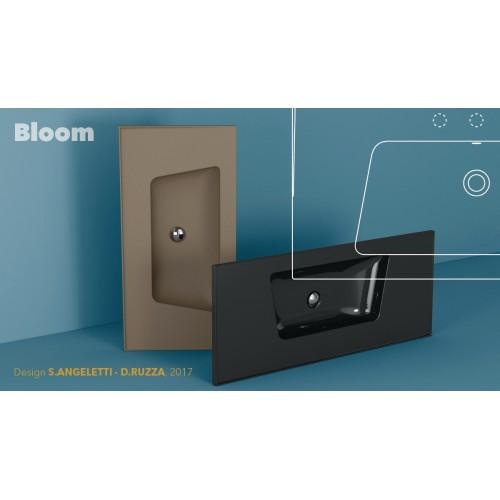 Lavabo sospeso con struttura Bloom Flamina PROMO - contecom