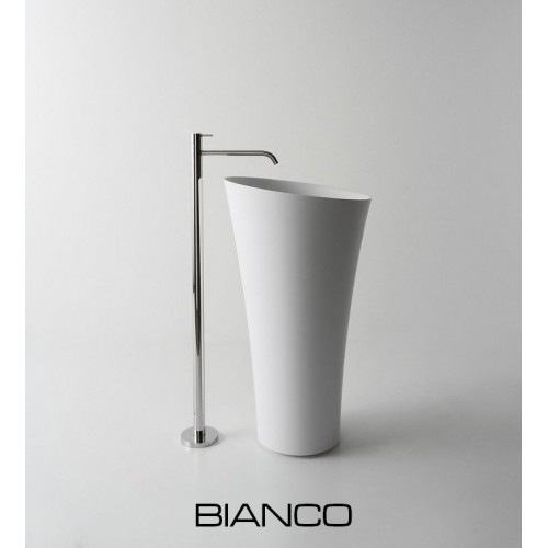 Lavabo da terra in Flumood Tuba Antonio Lupi - contecom
