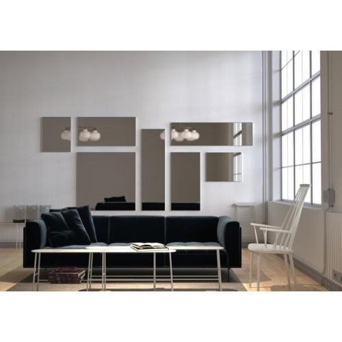 Specchio da muro 140x40 Unu Mirror by Frost - contecom