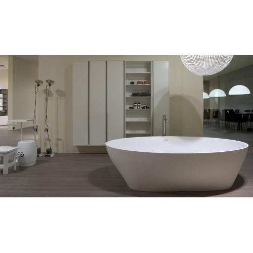 Vasca da bagno 190x130 Solidea by Antonio Lupi - contecom