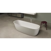Vasca da bagno 170x71,6 cm Dafne by Antonio Lupi - contecom