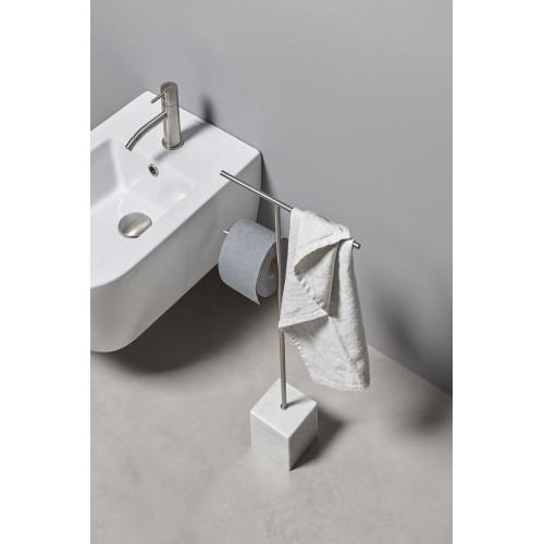 Portasalviette con base in marmo Bivio2 Antonio Lupi - contecom