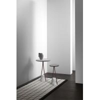Tavolino con base in marmo Halo 1 Antonio Lupi - contecom