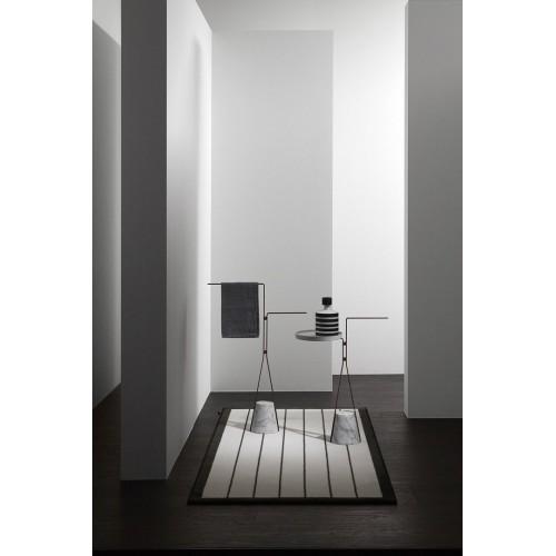 Portasalviette con base in marmo Halo 4 Antonio Lupi - contecom