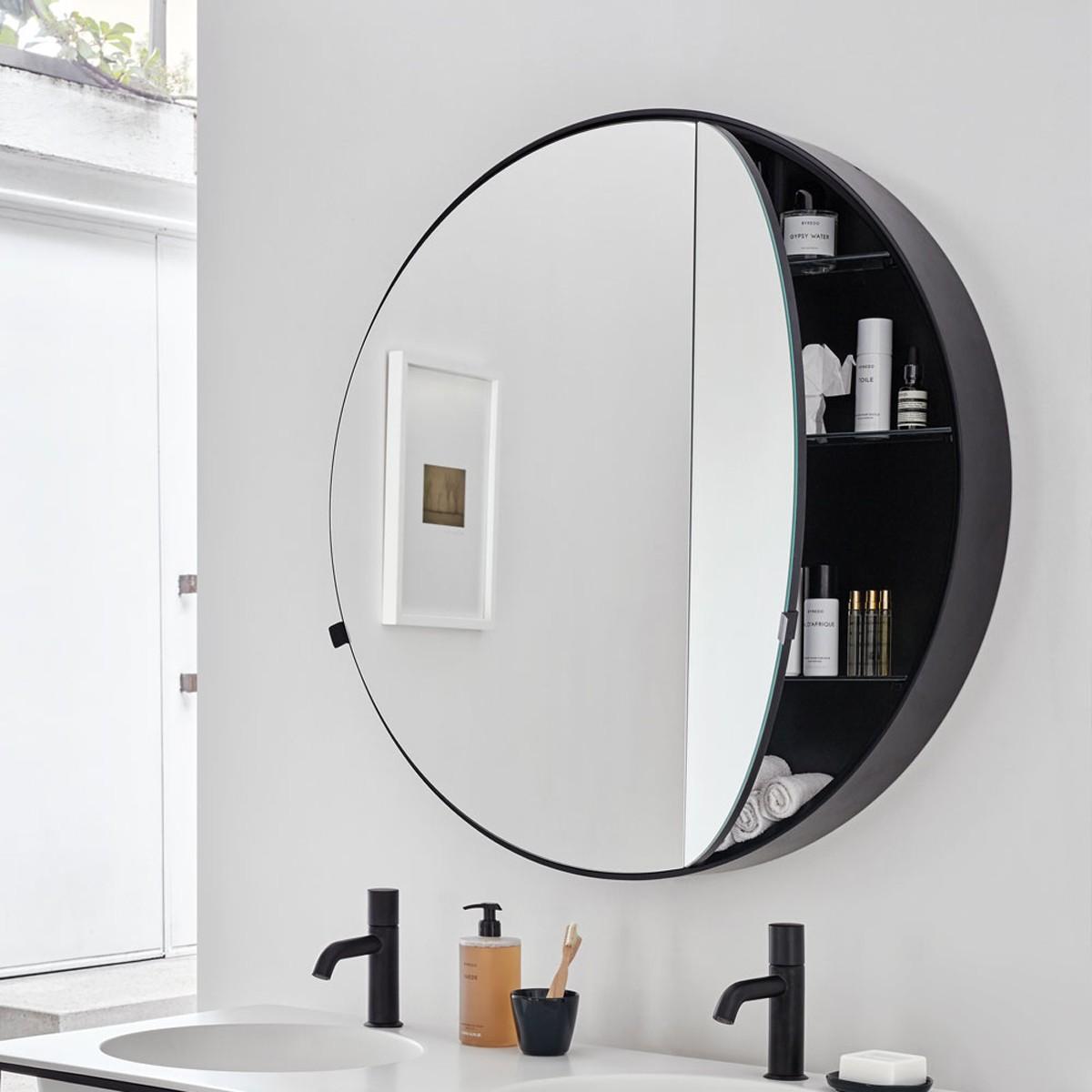 Specchio contenitore bagno Catino Cielo - ConteCom