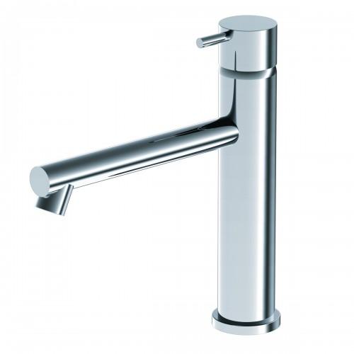 Miscelatore lavabo con bocca lunga - Diametro 35 Ritmonio