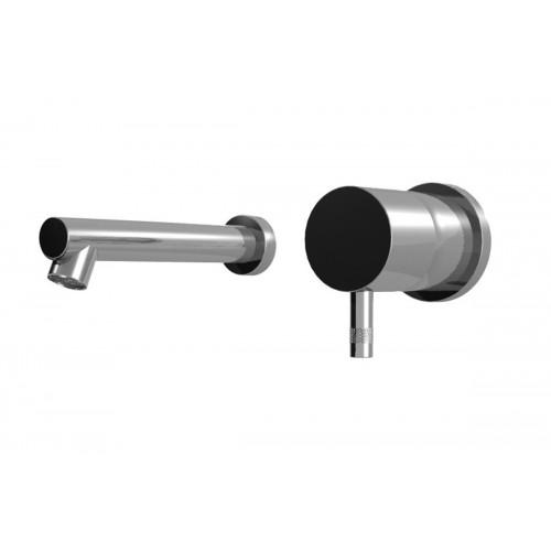 Miscelatore lavabo incasso bocca 140 - Diametro 35 Ritmonio