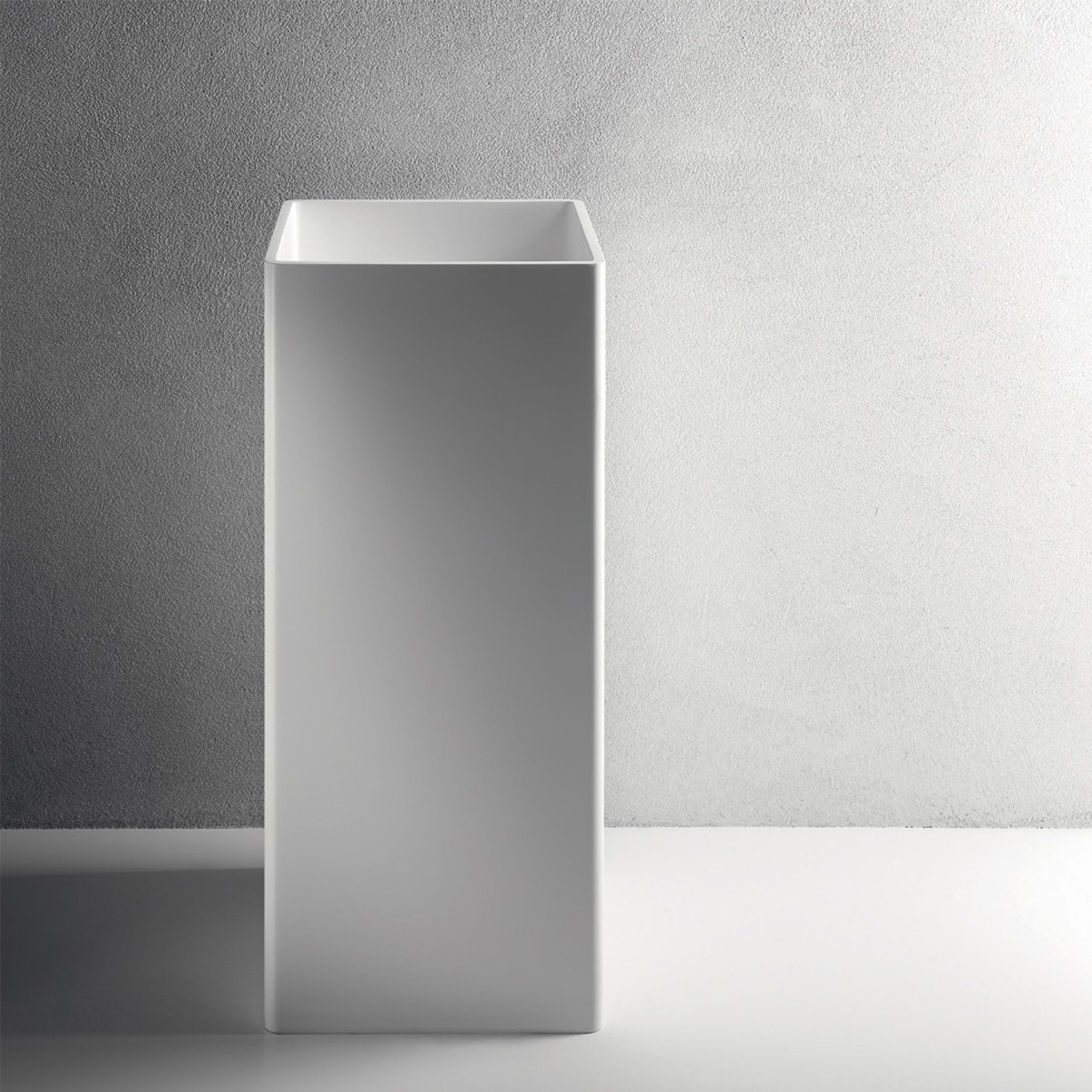Conte srl lavabo monolitico cubo 90m - Prezzo terra da giardino al metro cubo ...