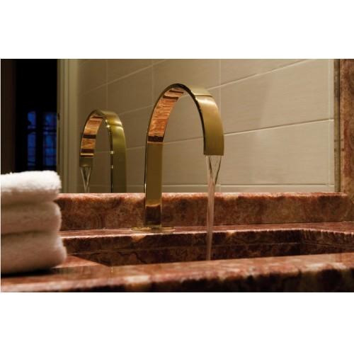 Miscelatore lavabo a due fori Arco Bonomi - contecom