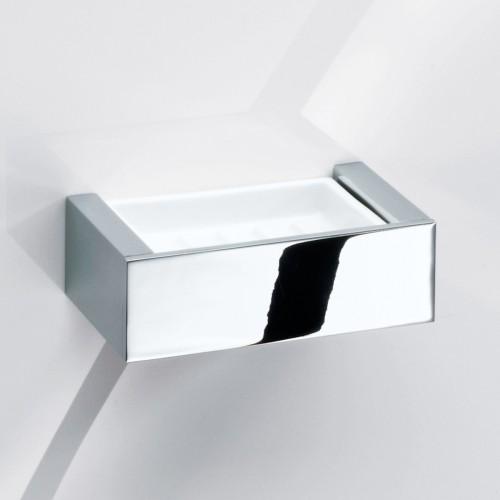 Porta sapone da parete Brick BK WSS Decor Walther - contecom