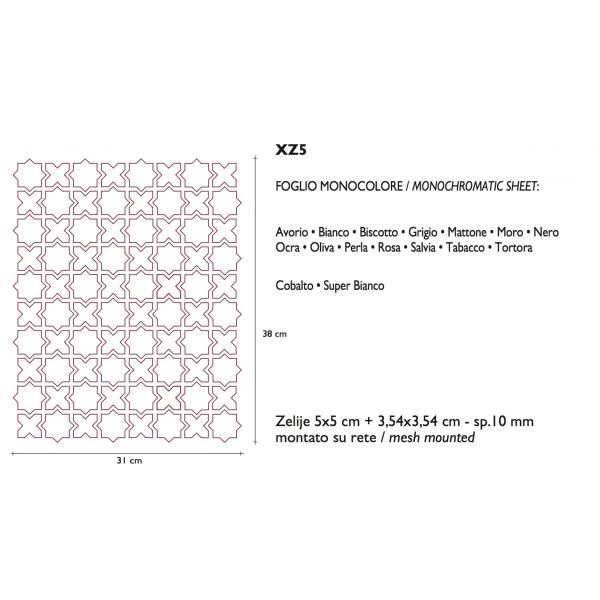 XXS COLLECTION - XZ5 mono