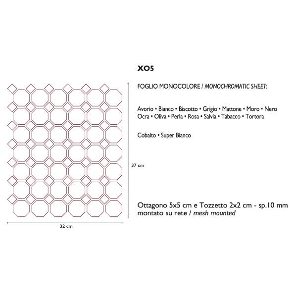 XXS COLLECTION - XO5 mono