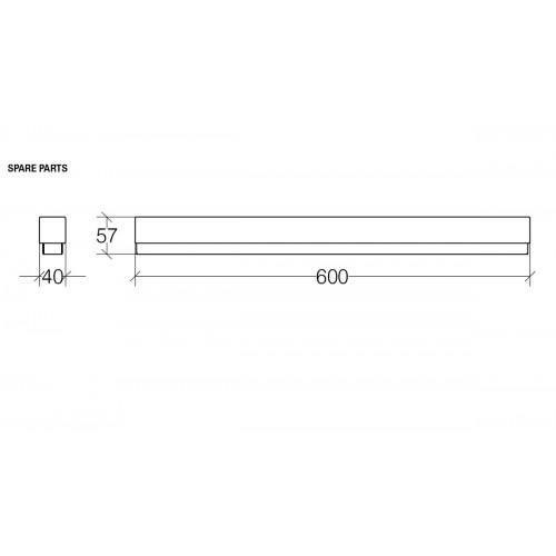 PLAFONIERA A LED - CIARI 5030