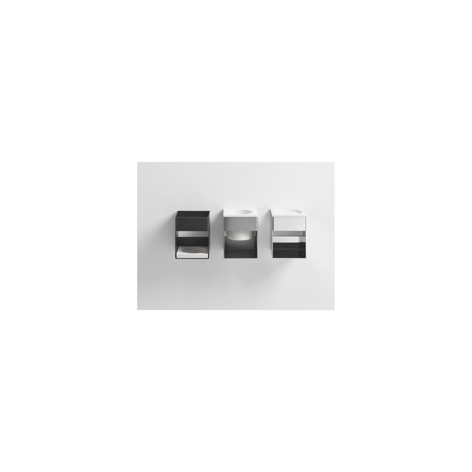 Mensole in acciaio 369  by Agape - Contecom