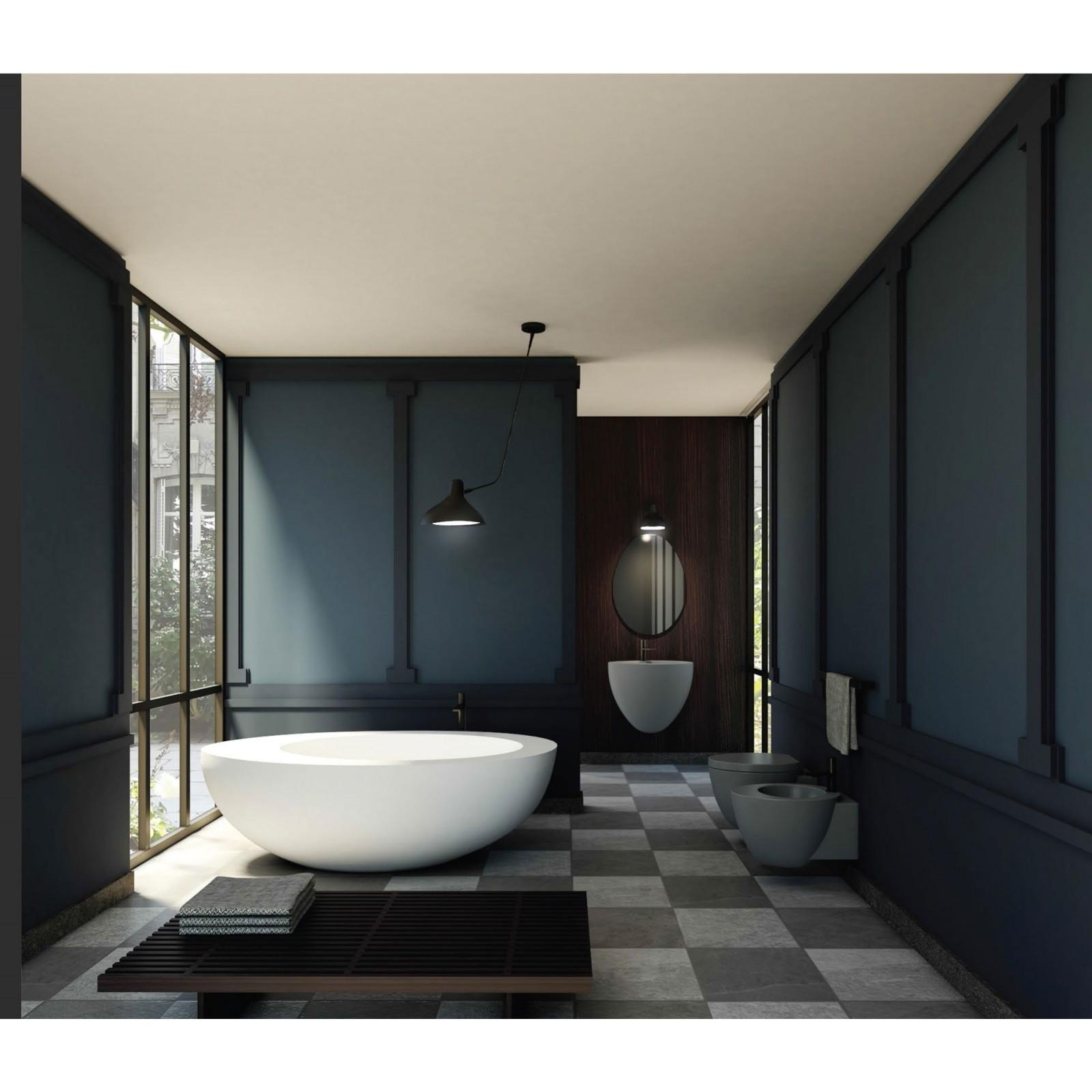 Le Giare lavabi in ceramica by Cielo - ConteCom